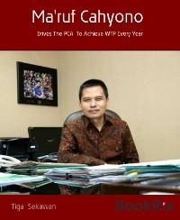 Cover Ma'ruf Cahyono