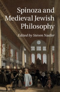Cover Spinoza and Medieval Jewish Philosophy