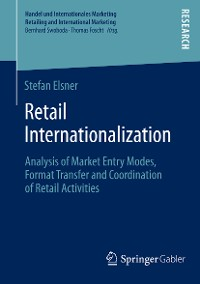 Cover Retail Internationalization