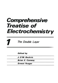 Cover Comprehensive Treatise of Electrochemistry