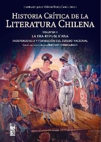 Cover Historia crítica de la literatura chilena
