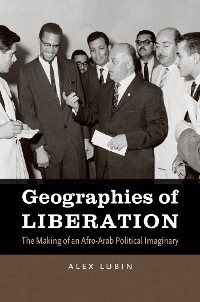 Cover Geographies of Liberation
