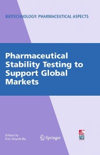 Cover Pharmaceutical Stability Testing to Support Global Markets