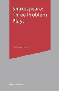 Cover Shakespeare: Three Problem Plays