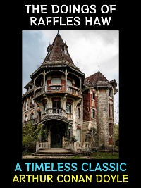 Cover The Doings of Raffles Haw