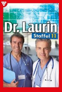 Cover Dr. Laurin Staffel 11 – Arztroman