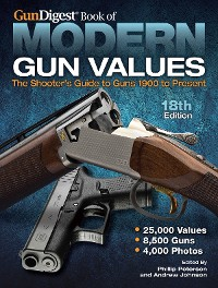 Cover Gun Digest Book of Modern Gun Values