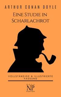 Cover Sherlock Holmes – Eine Studie in Scharlachrot