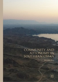 Cover Community and Autonomy in Southern Oman