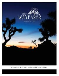 Cover The Wayfarer Magazine