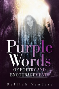 Cover Purple Words of Poetry and Encouragements