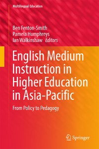 Cover English Medium Instruction in Higher Education in Asia-Pacific