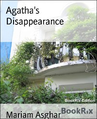 Cover Agatha's Disappearance