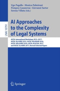 Cover AI Approaches to the Complexity of Legal Systems