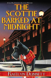 Cover The Scottie Barked at Midnight