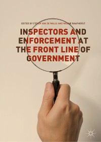 Cover Inspectors and Enforcement at the Front Line of Government