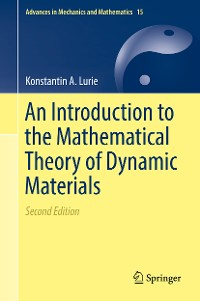 Cover An Introduction to the Mathematical Theory of Dynamic Materials