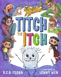 Cover Titch the Itch