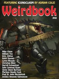 Cover Weirdbook #40