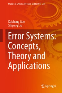Cover Error Systems: Concepts, Theory and Applications