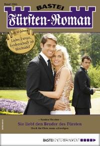 Cover Fürsten-Roman 2565 - Adelsroman