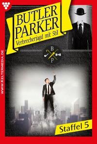 Cover Butler Parker Staffel 5 – Kriminalroman