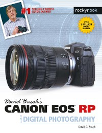 Cover David Busch's Canon EOS RP Guide to Digital Photography