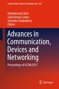 Cover Advances in Communication, Devices and Networking