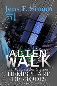 Cover Hemisphäre des Todes (ALienWalk 23)