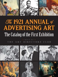 Cover The 1921 Annual of Advertising Art