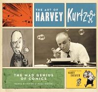 Cover Art of Harvey Kurtzman