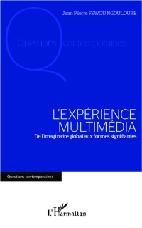 Cover L'experience multimedia