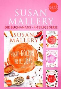 Cover Die Buchanans - 4-teilige Serie