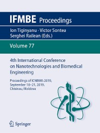 Cover 4th International Conference on Nanotechnologies and Biomedical Engineering