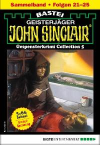 Cover John Sinclair Gespensterkrimi Collection 5 - Horror-Serie
