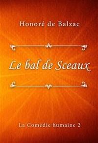 Cover Le bal de Sceaux