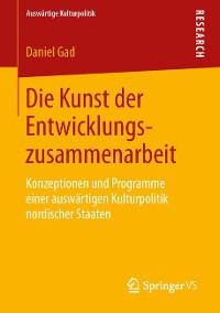 Cover Die Kunst der Entwicklungszusammenarbeit