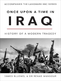 Cover Once Upon a Time in Iraq