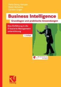 Cover Business Intelligence - Grundlagen und praktische Anwendungen