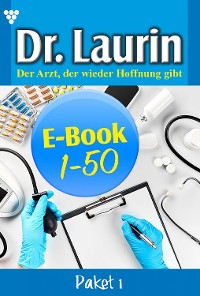 Cover Dr. Laurin Paket 1 – Arztroman