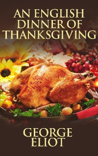 Cover An English Dinner of Thanksgiving