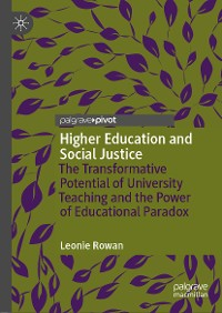 Cover Higher Education and Social Justice
