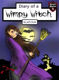Cover Diary of a Wimpy Witch