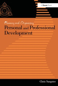 Cover Planning and Organizing Personal and Professional Development