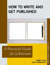 Cover How to Write and Get Published