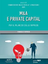Cover M&A e private capital per il rilancio delle imprese