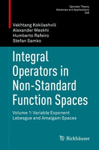 Cover Integral Operators in Non-Standard Function Spaces