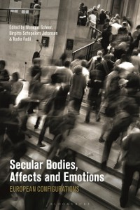 Cover Secular Bodies, Affects and Emotions