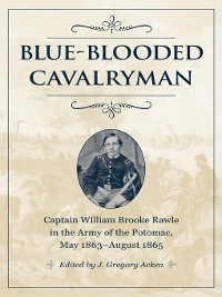 Cover Blue-Blooded Cavalryman