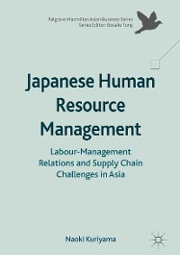 Cover Japanese Human Resource Management